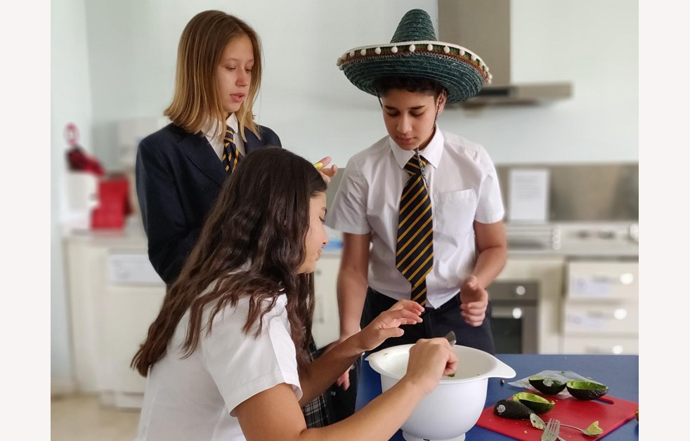 Y9 Spanish Cooking (5)