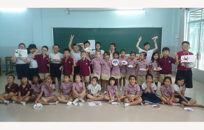 BIS Ho Chi Minh Community Service Year 2 - 4