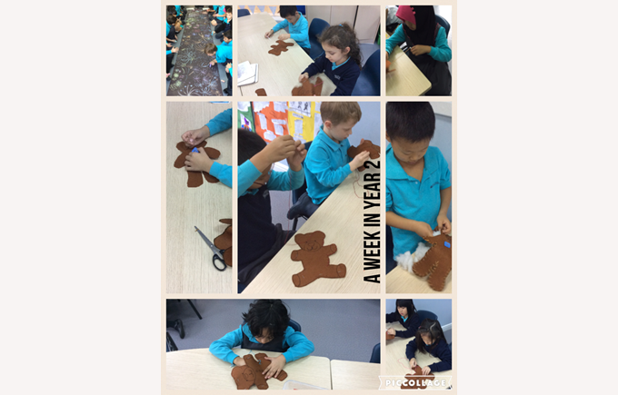 Creativity in Year 2