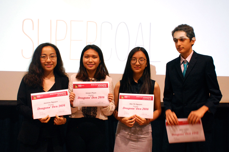 Dragons Den Finalist 2016 Supercoal