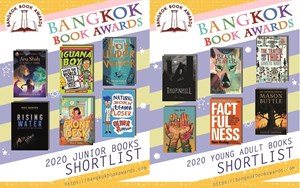 Bangkok Book Awards 2020