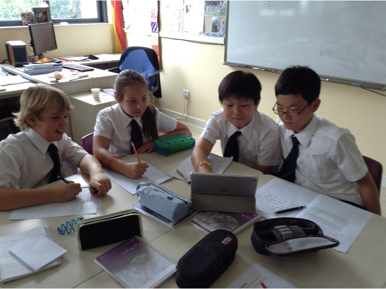 Key Stage 3 MFL & Mandarin Students