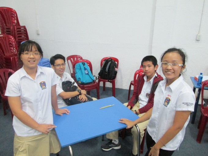 Intermediate Mathematics Teams