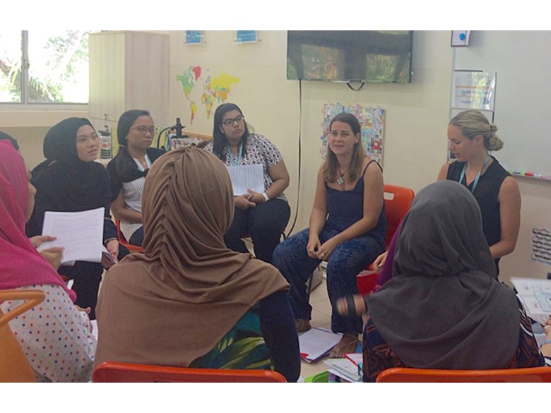 CPD Session for Teaching Assistants