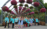 Year 2 children from the British International School Shanghai visit china's biggest Botanical Garden