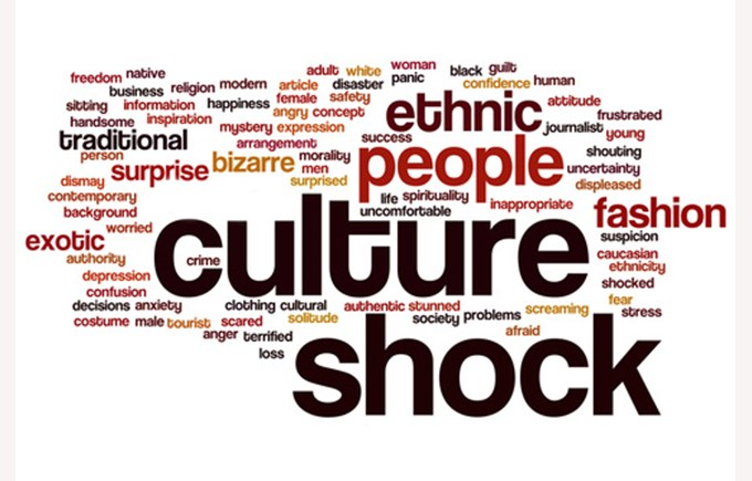 Supporting Our Parent Community - Culture Shock, at British International School