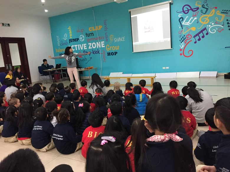 British International School Hanoi - Assembly