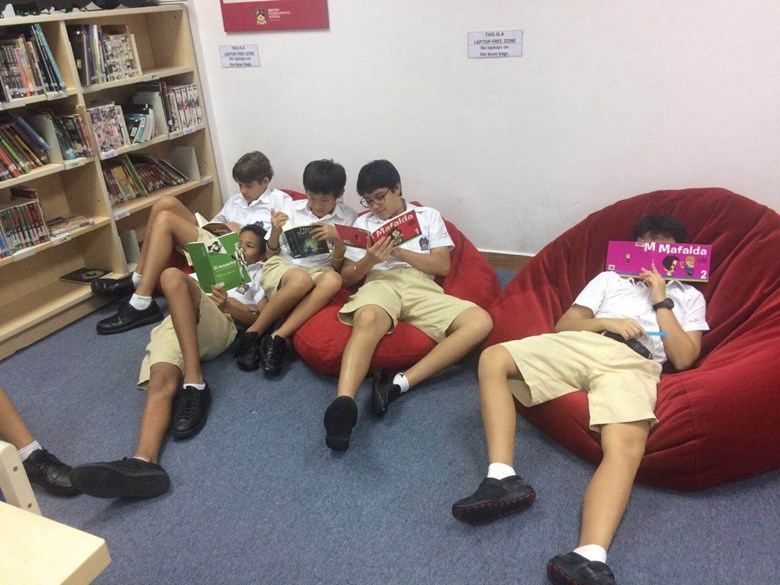 Vamos a Leer. Reading Fiction in Spanish at the British International School