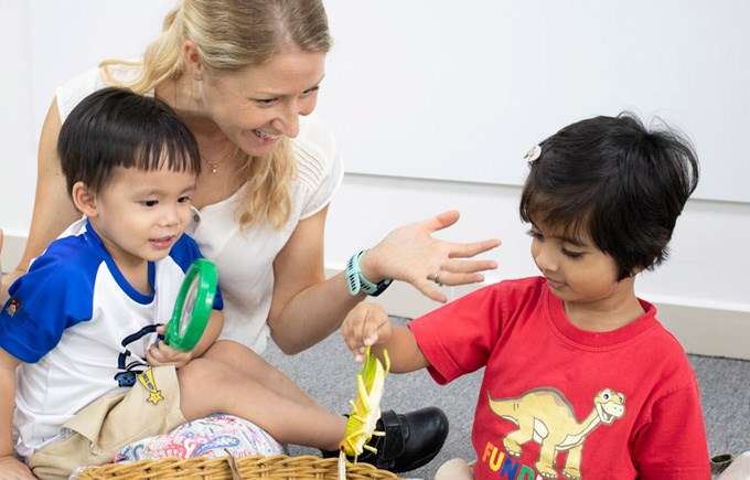 Preschool Ho Chi Minh City - British International School