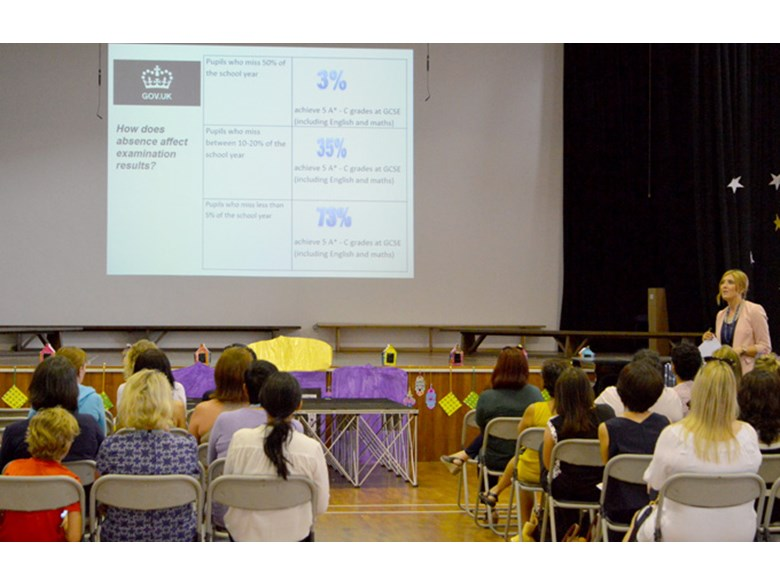 Secondary Curriculum Evening