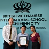 BVIS HCMC Success Story Thien Dang