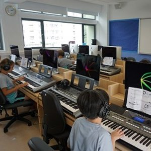 Julliard Keyboard Lab