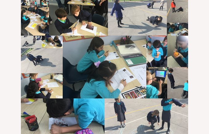 A busy week of learning in Year 3
