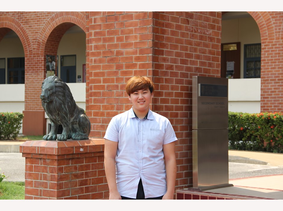 Kevin Kim - Regents International School Pattaya