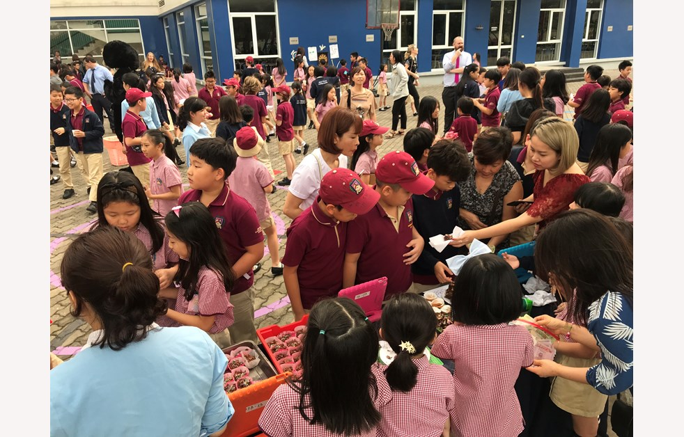Y3 Young Enterprise Fair 4 British International School Hanoi