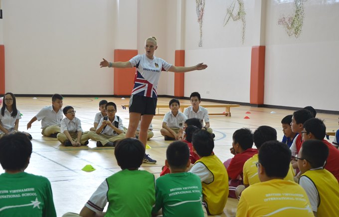 BVIS Hanoi Students Experience Sports (2)
