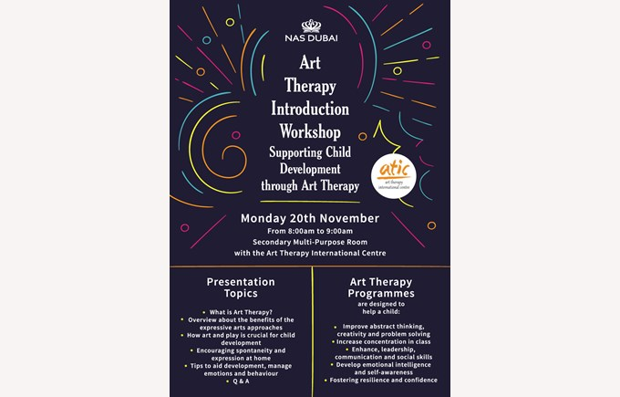 Art Therapy Introduction Workshop