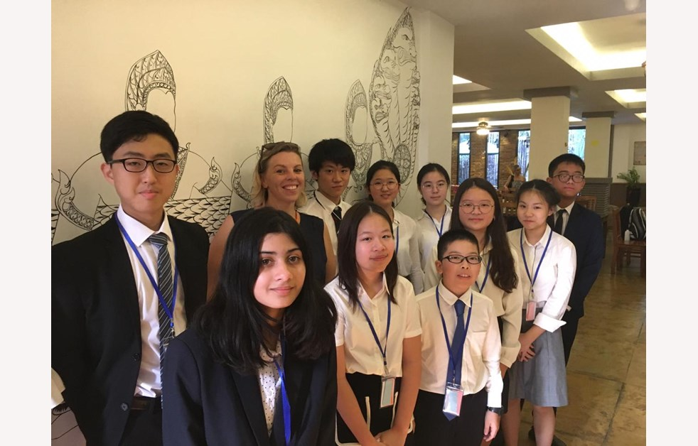 MUN Cambodia 2019 1 British International School Hanoi