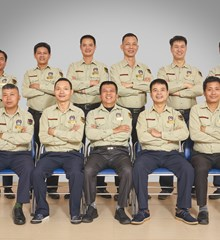 BIS Hanoi Guards 2018-19