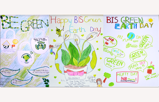 Britist International School Hanoi - Green Week