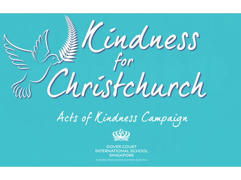 Dover Court International School Kindness for Christchurch