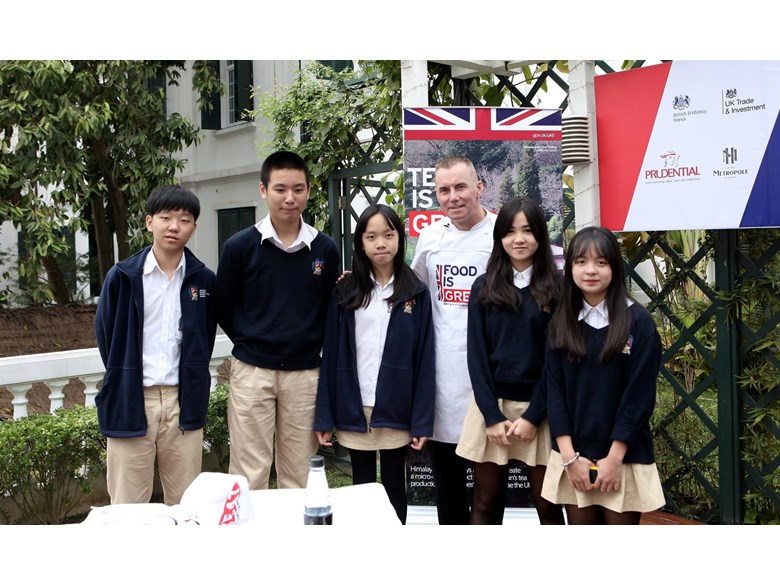 British International School Hanoi Great British Bake Off (5)