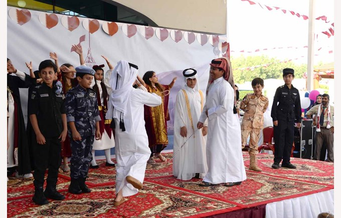 Qatar National Day at Compass School_5635
