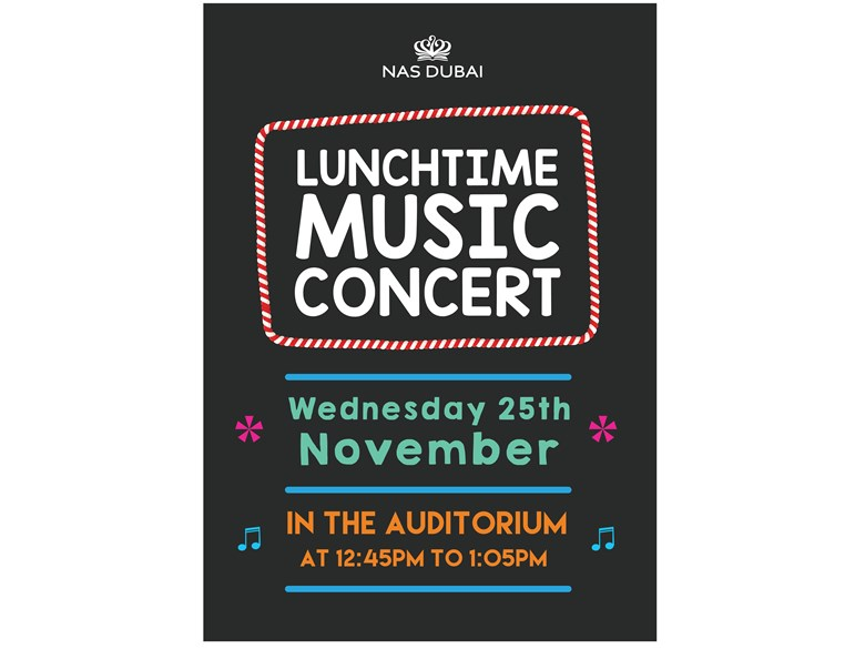 Lunchtime Music Concert