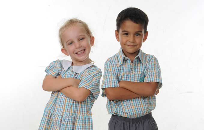 DCIS School Uniform