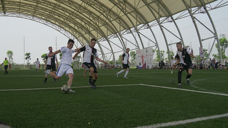 BBGV football tournament 2