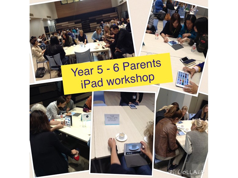 iPad Parent Workshop