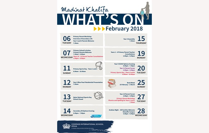What's on MK February 2018