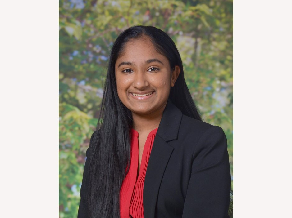 Shruthi Sudhakar - British International School of Boston