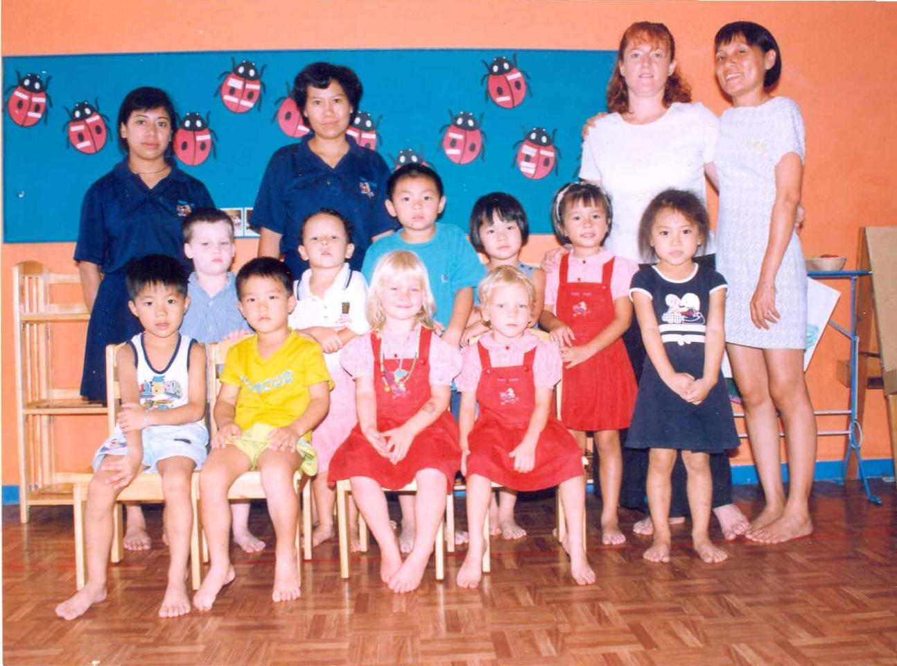 History of BIS HCMC Tiny Tots 1997