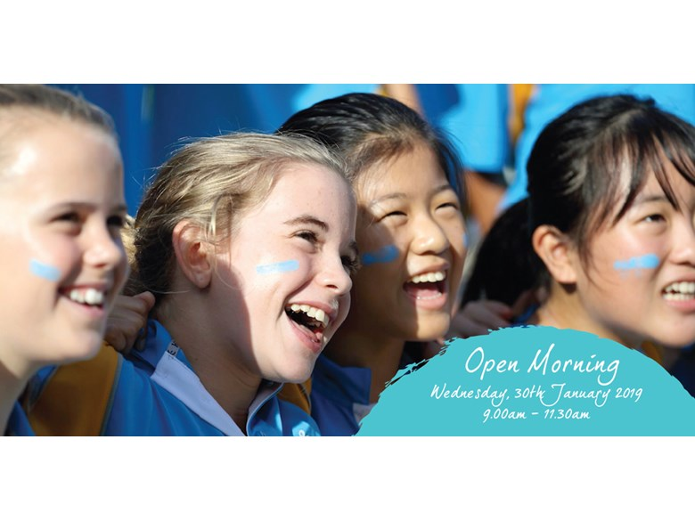 DCIS Open Morning, 30th January 2019