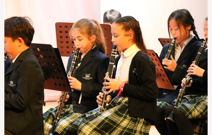 Music at Christmas Fayre 2016
