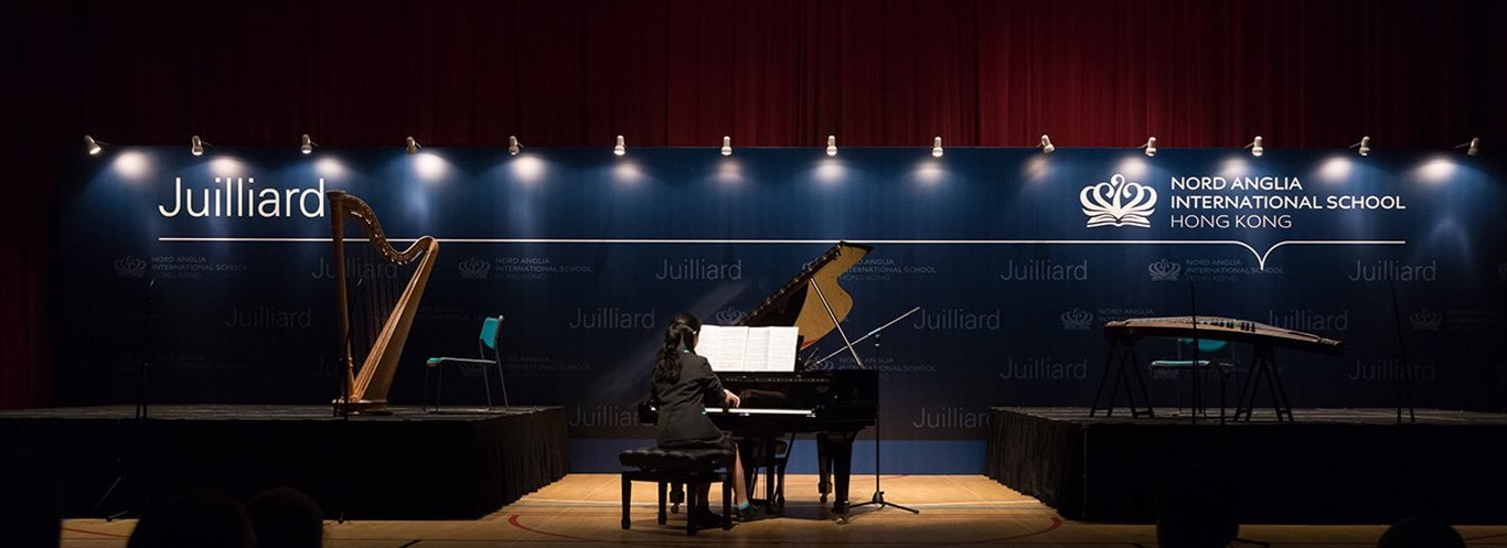 Juilliard - home page 1