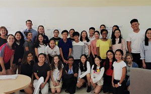 Transition Team Training Day - BIS HCMC