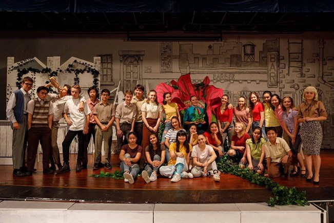 BIS - Secondary Production 2019 - Little Shop of Horrors