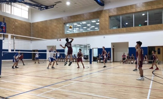 U14 Boys Volleyball