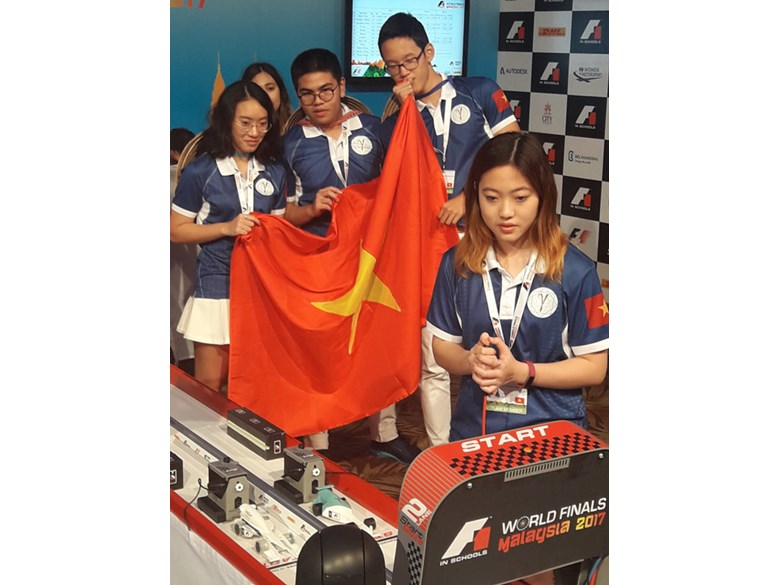 F1 in Schools - Photon Racing