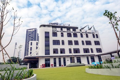 Early Years and Infant Campus | BIS HCMC