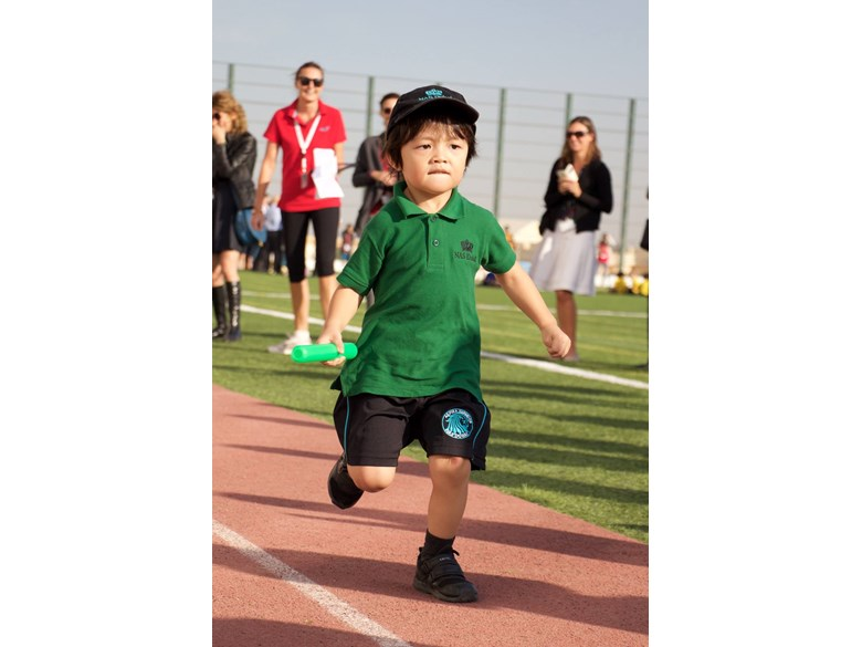 Reception Sports Day 19