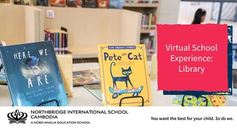 Northbridge International School Cambodia - Virtual Library