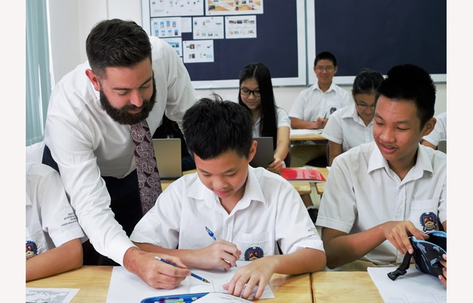 British International School Hanoi| Learning