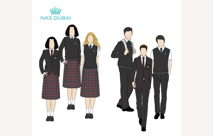 Secondary Girls and Boys Uniform