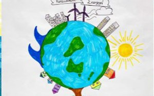 Whole School Art Competition with a sustainability theme