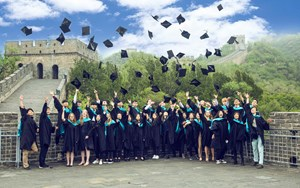 2020 Graduates Great Wall 2 cap