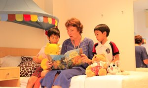 The best days of their life | boarding at Regents International School Pattaya, Thailand