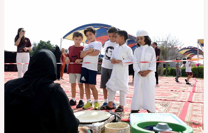 Qatar National Day at Compass School_5881